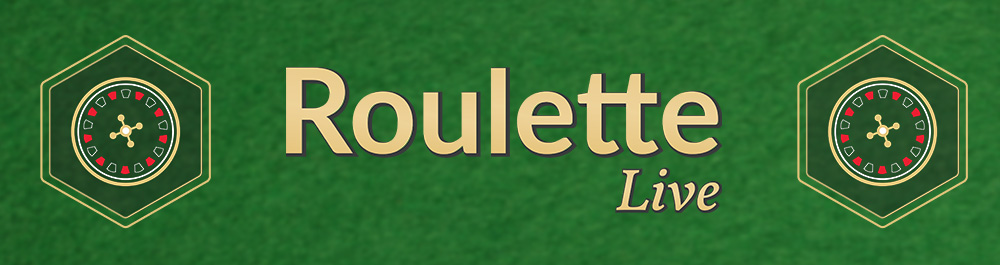 roulette live banner evolution gaming