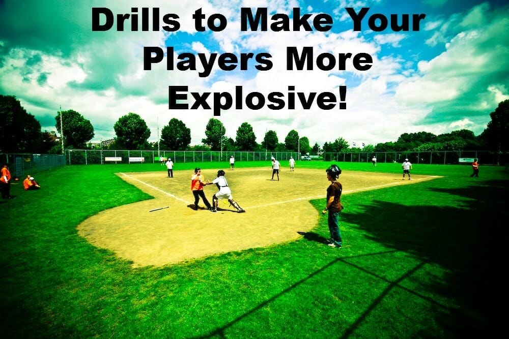 softball drills