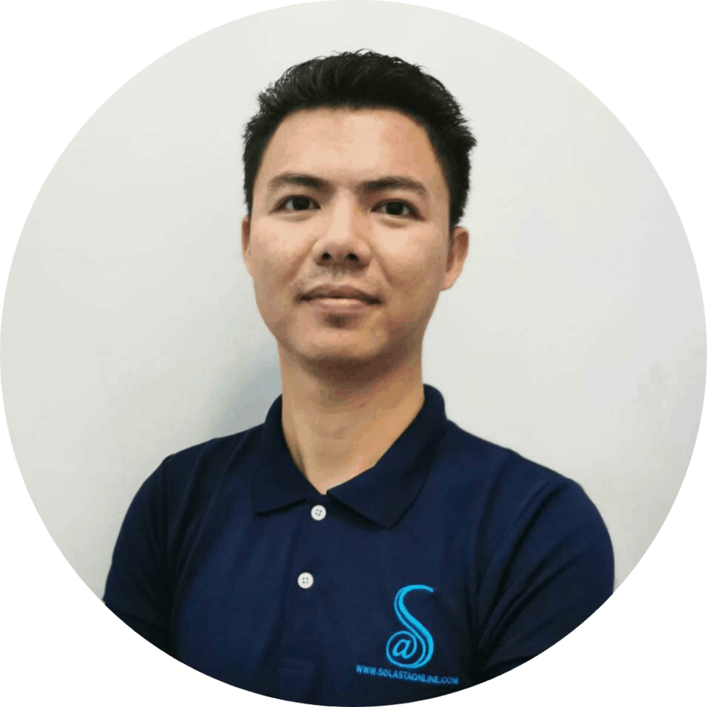 Solasta's Tech Manager