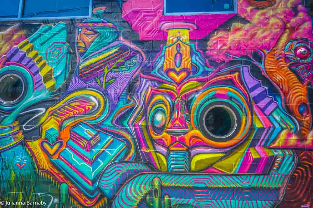 Psychedelic Creatures by Pharaoh One