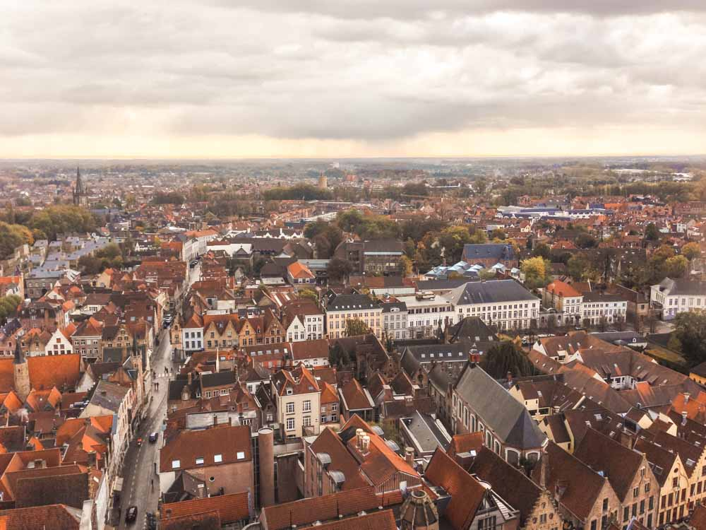 Views from the Belfort