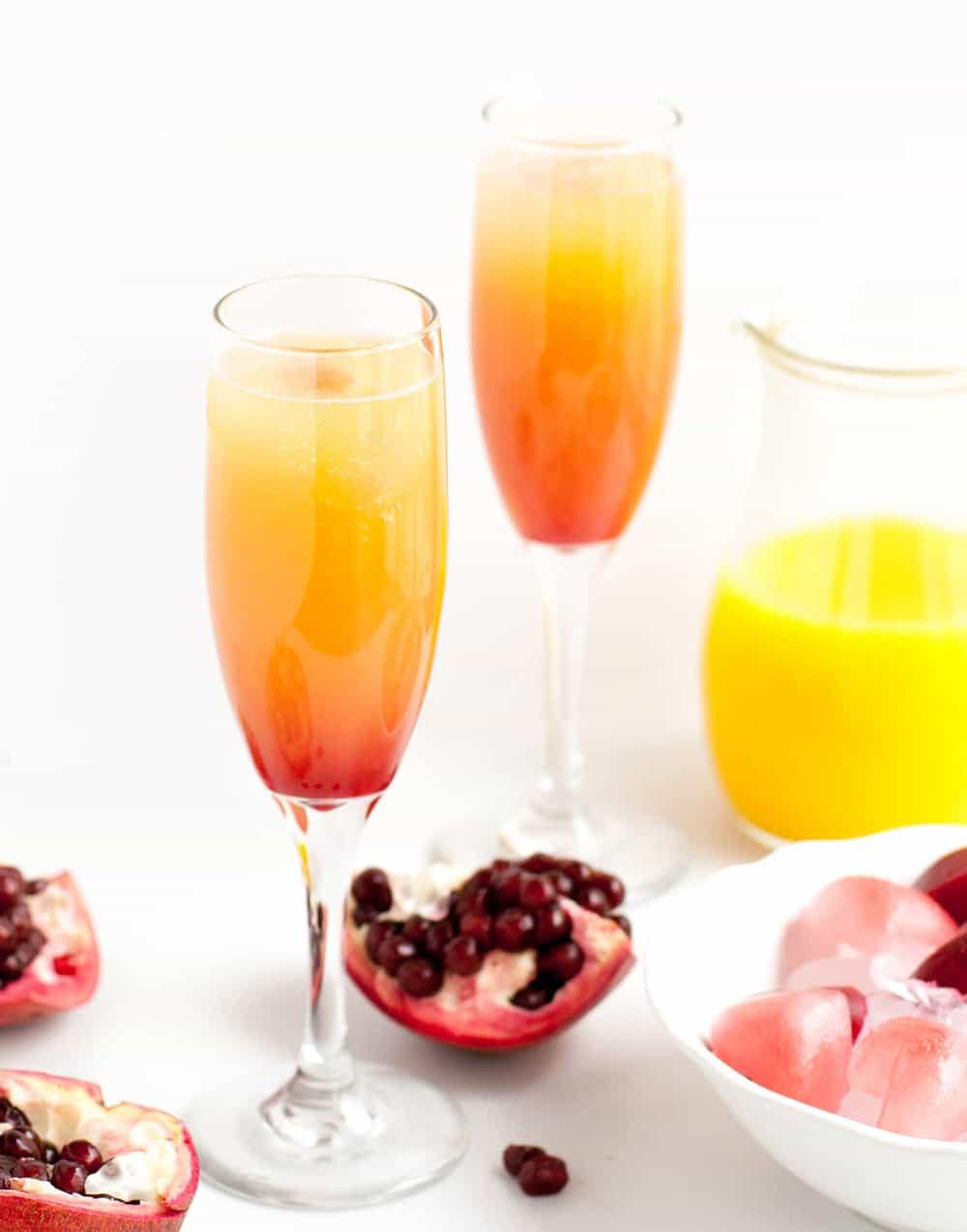 Pomegranate Valentine Mimosas-10