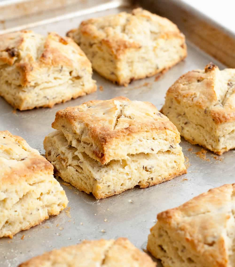 Irish Soda Bread Scones 7