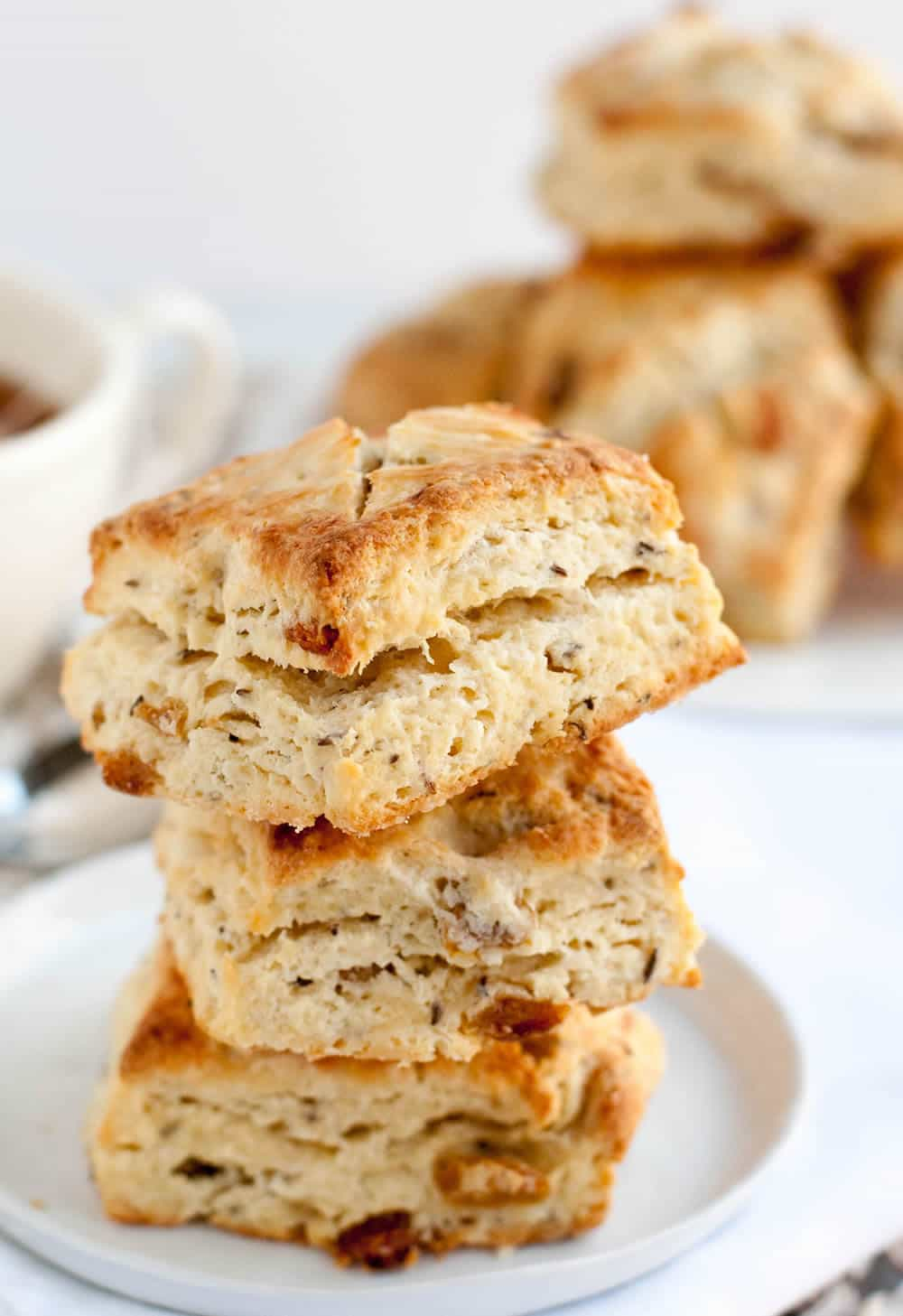 Irish Soda Bread Scones 9
