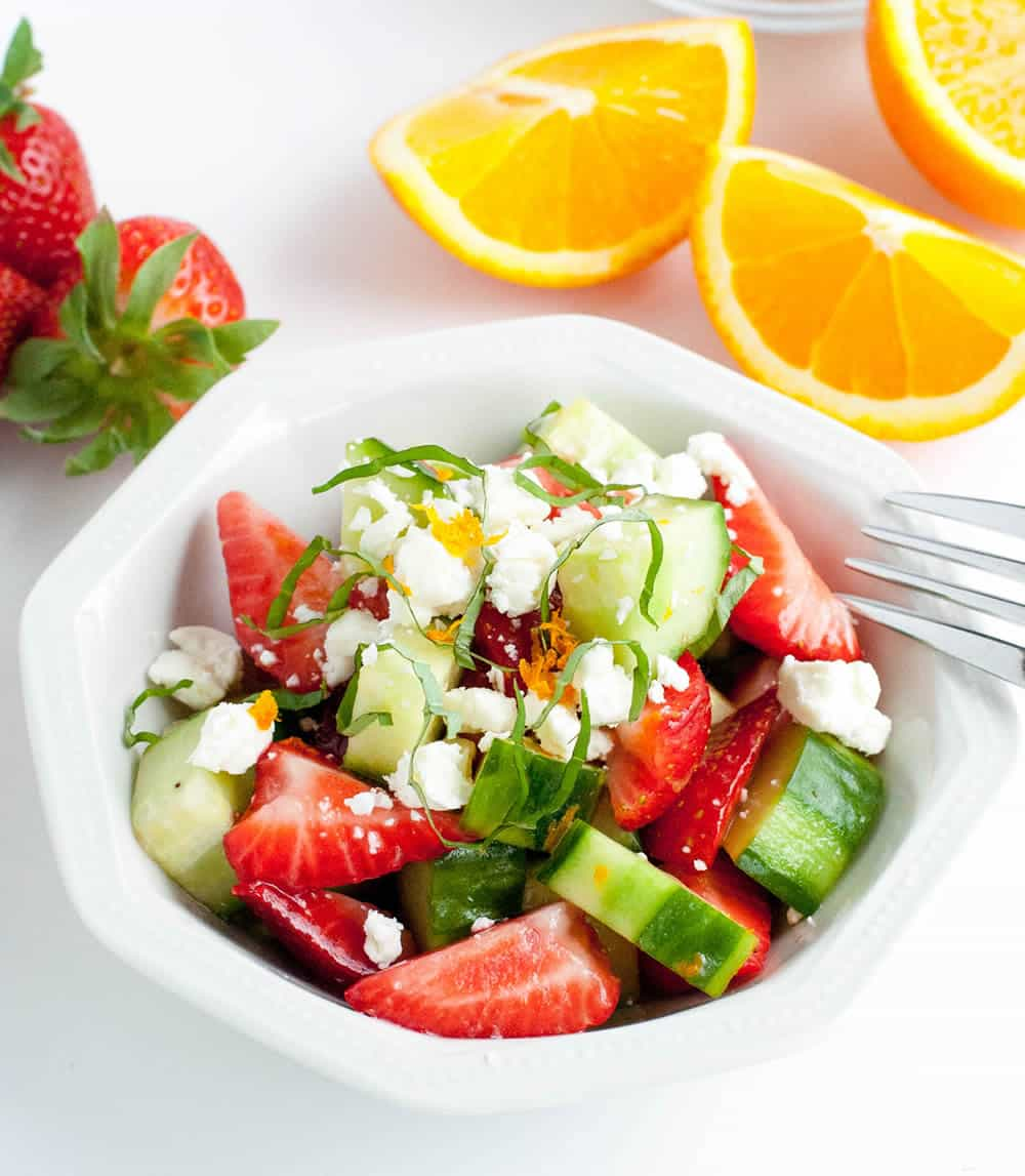 Strawberry Cucumber Salad-6
