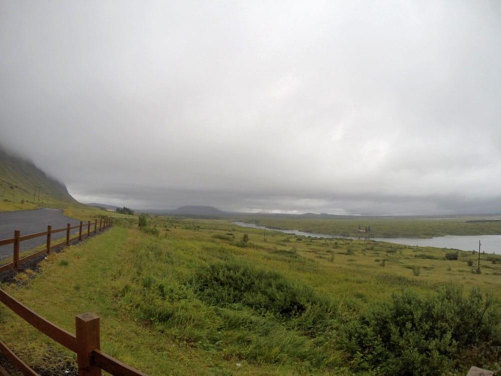 Iceland Fog