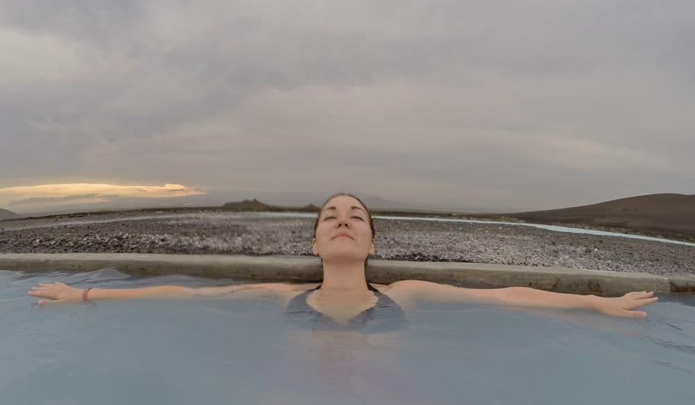 Iceland spa myvatn nature baths