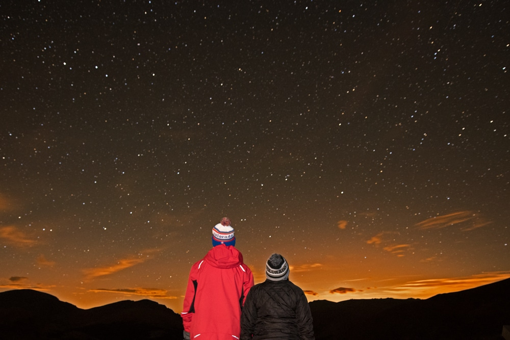 rocky mountain national park stargazing