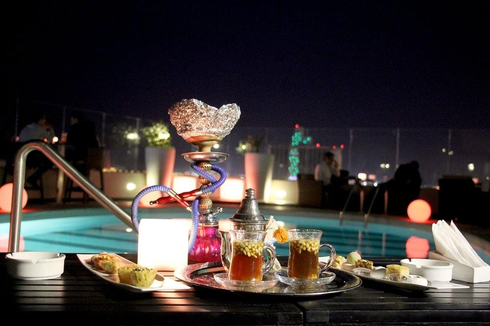 Soirée Ramadan au Sky Lounge Novotel Tunis