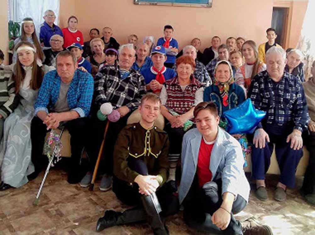 Дом престарелых в Гродно