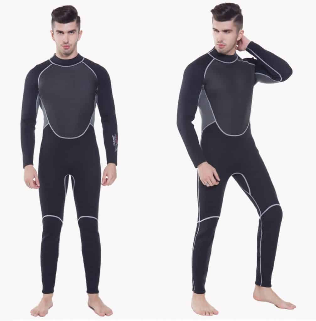 AliExpress Wetsuit for Women Men Onepiece Kite Surfing Snorkeling Swimwear Swimsuit Scuba Diving One-Pieces Suit Beach Keep Diving 4