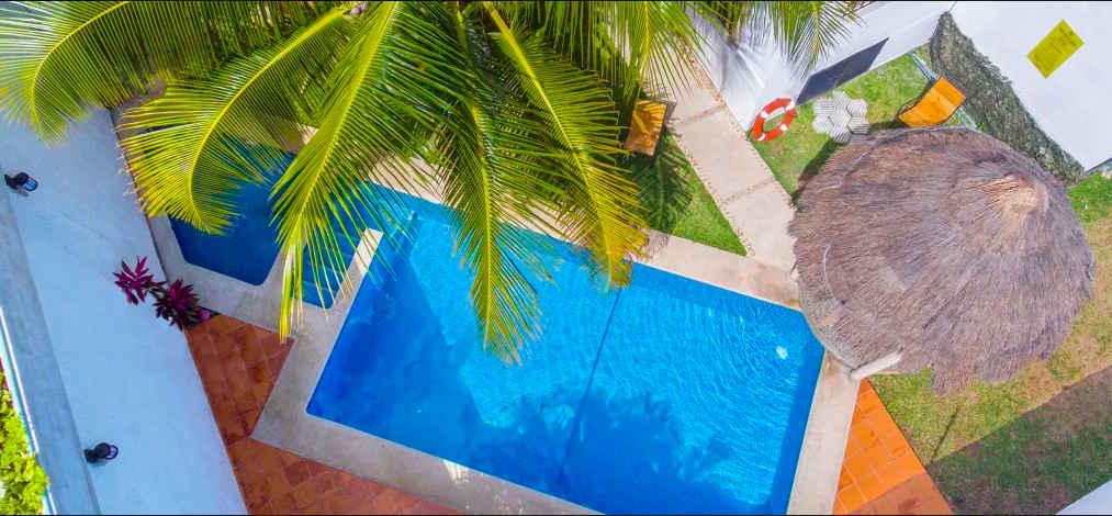 Mezcal Hostel Cancun