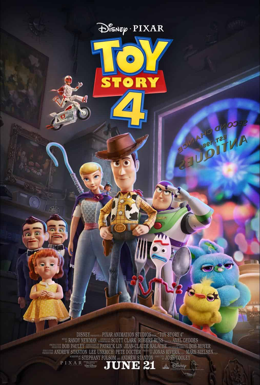 Wow! To Inifinity And Your Mom! The Gang is back! The Toy Story 4 Trailer looks pretty amazing. I admit, I am a bit of a sappy Toy Story Geek so I am so looking forward to this movie. Super excited to meet the new characters of Forky, Ducky and Bunny too. Here is my Offical Toy Story 4 Reaction Video. #toystory4 #toystory