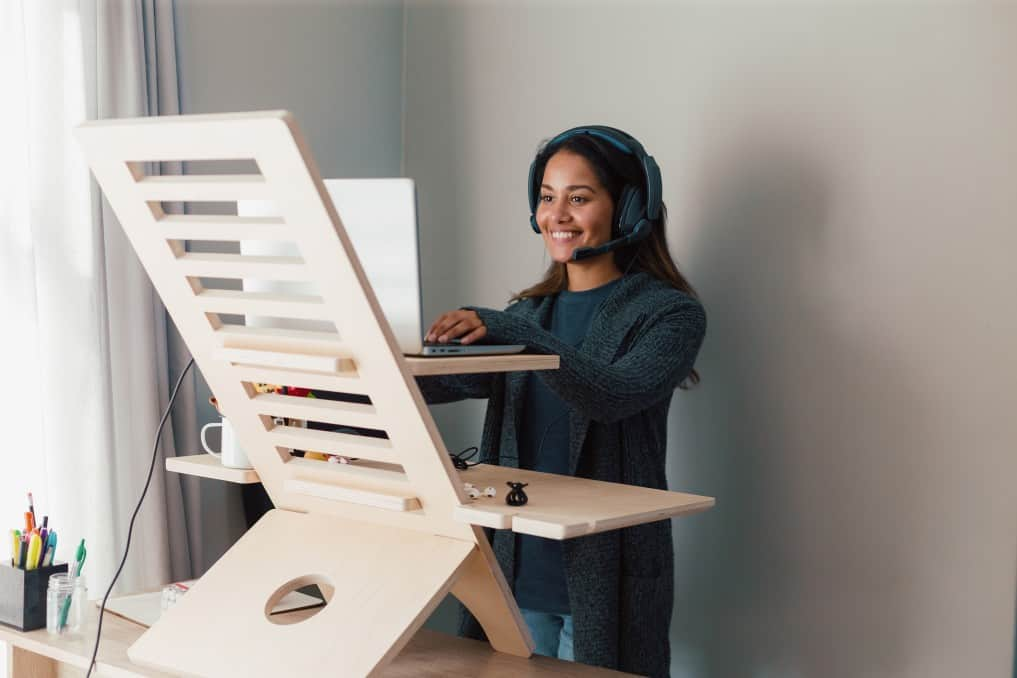 Pros of Standing Desks