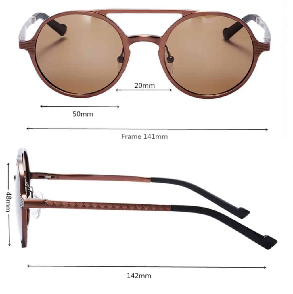 fake sunglasses replica shades aviator glasses Chopard knockoff Barcur 6