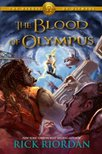 The Heroes of Olympus Book Five: The Blood of Olympus By Rick Riordan