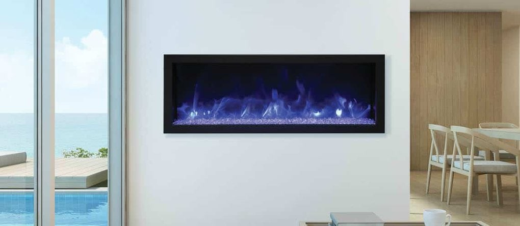 Remii Extra Slim Electric Fireplaces