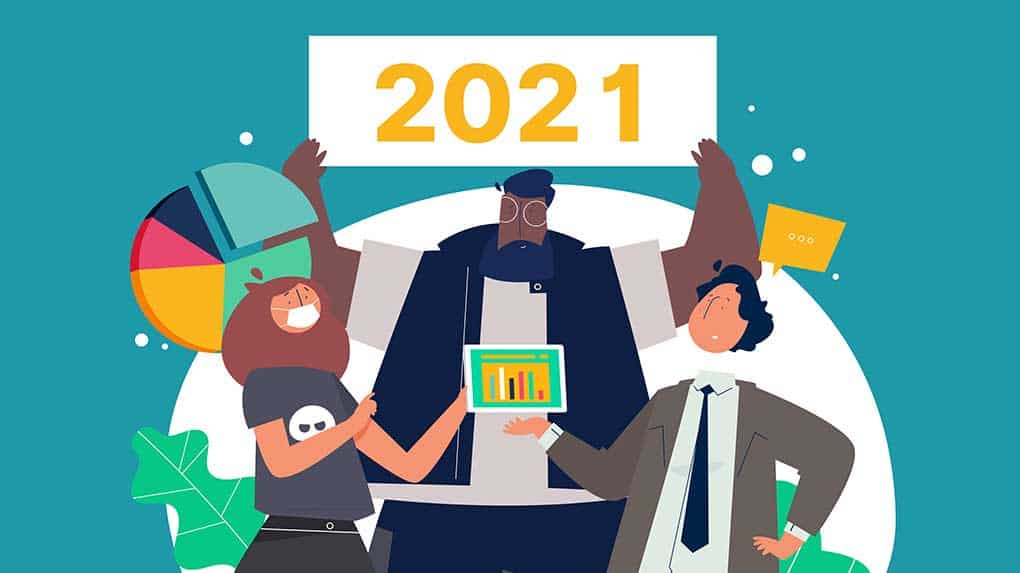 The 2021 Video Marketing Statistics are out.