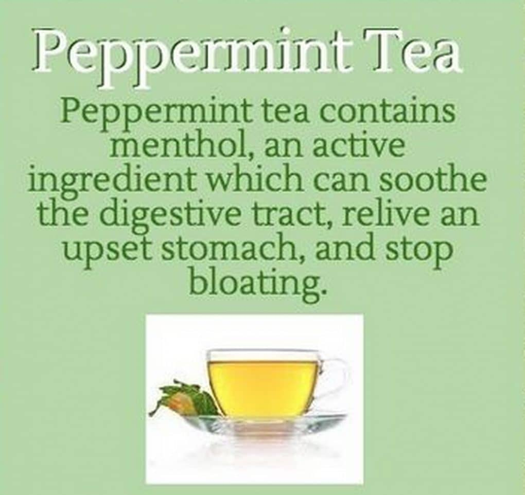 How to Use Peppermint Tea for Bloating and Gas