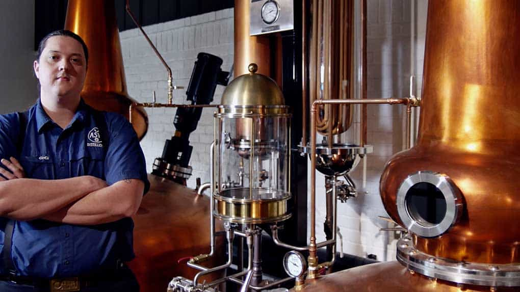 American Spirit Whiskey, or ASW, has always focused on customer experience in their marketing.