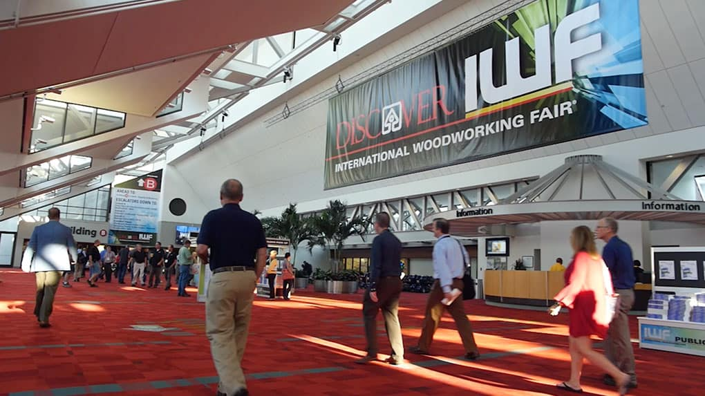 Trade shows like this one were a great source for BwB leads, until they got cancelled.