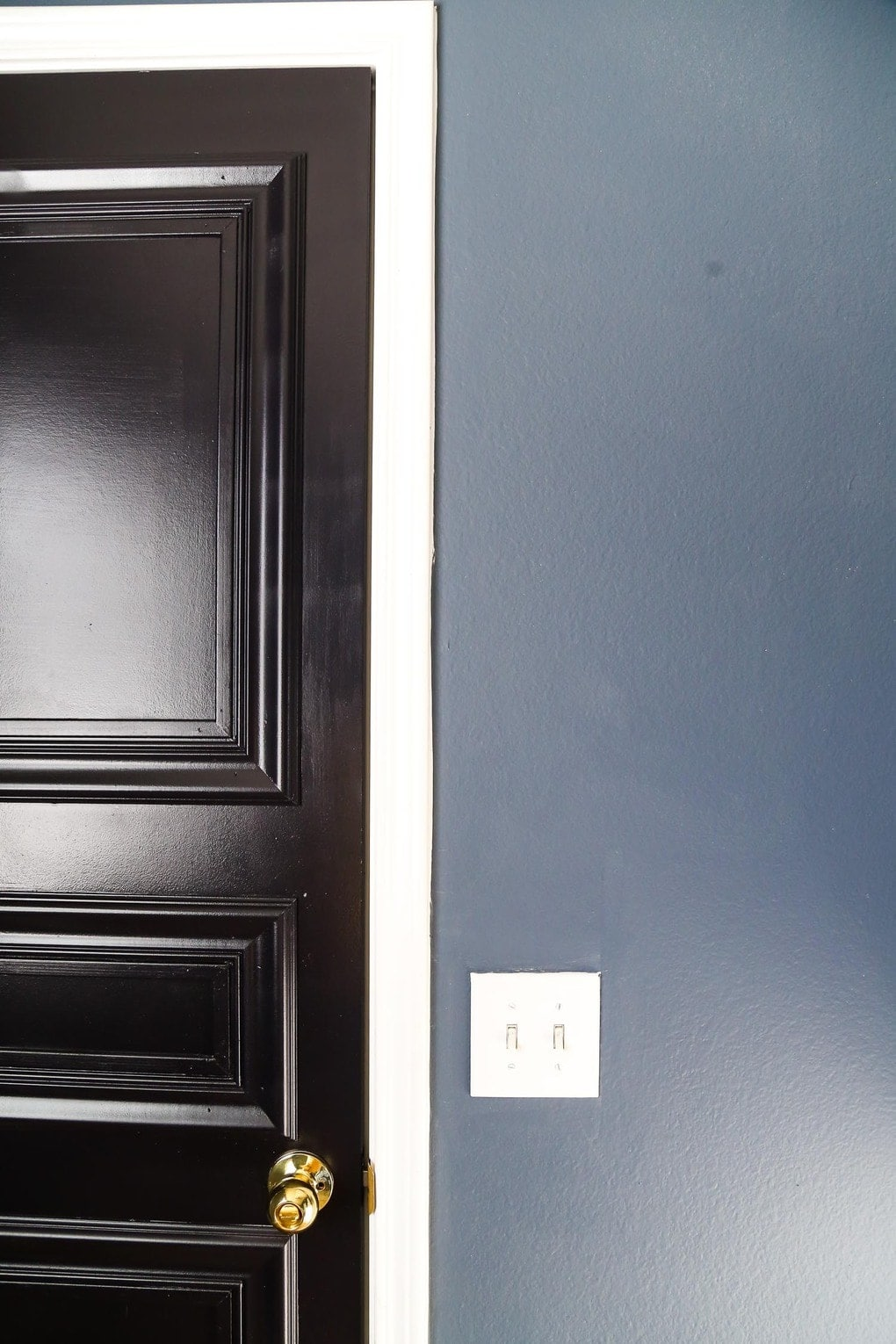 Quick tutorial for a DIY paneled interior door