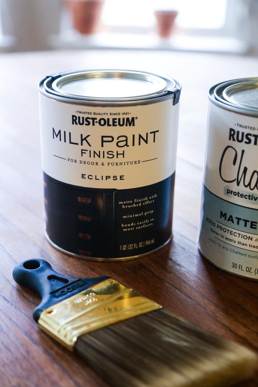 Rust-Oleum Eclipse Milk Paint