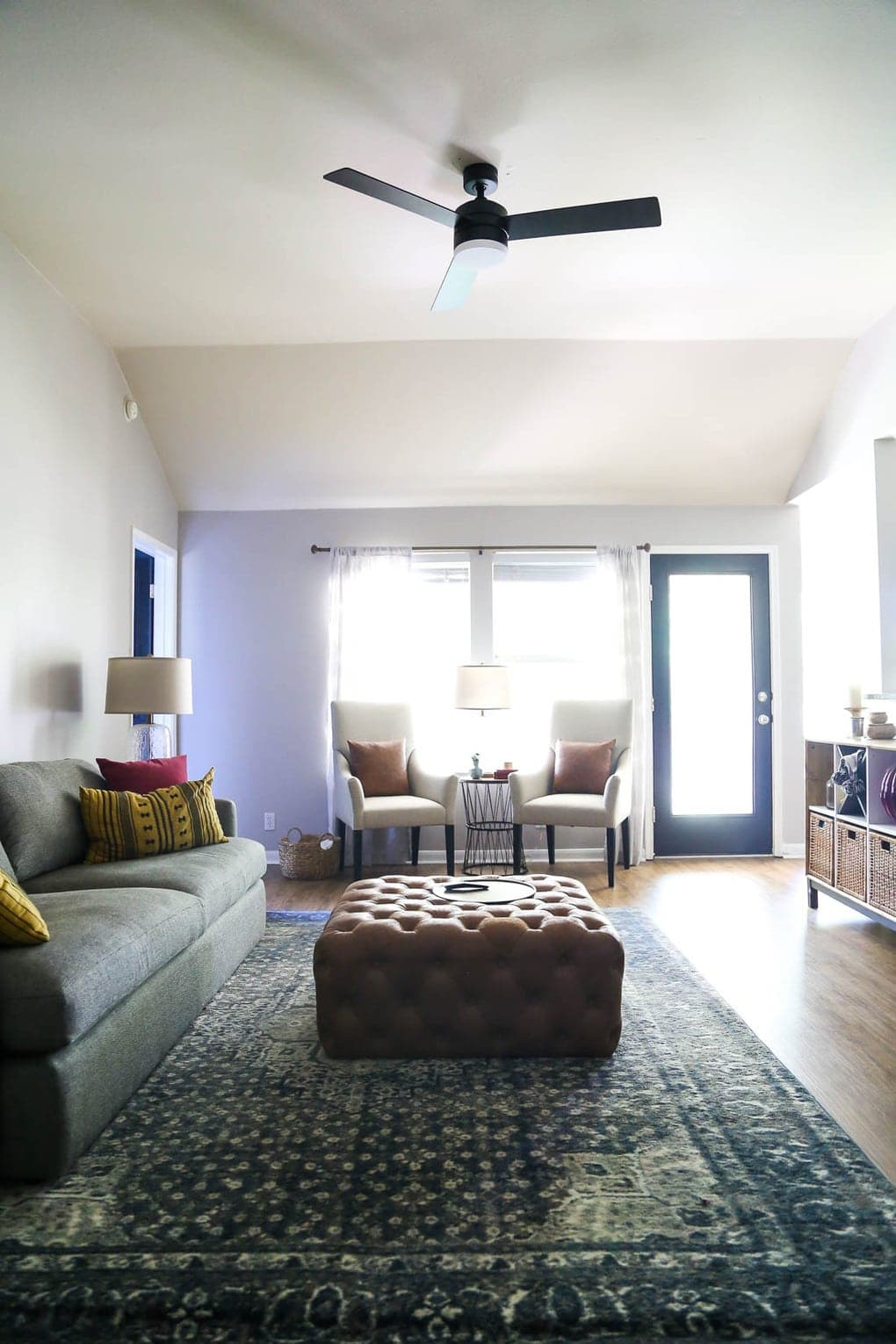 ideas for how to decorate a living room