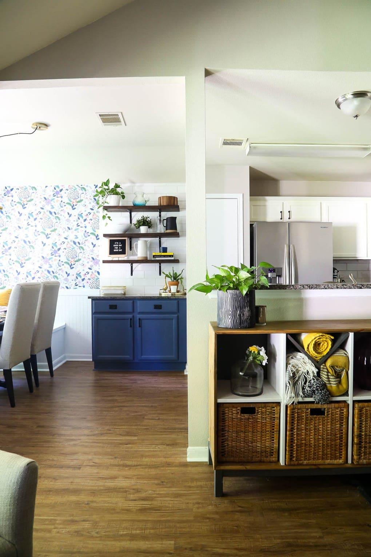 small dining room renovation