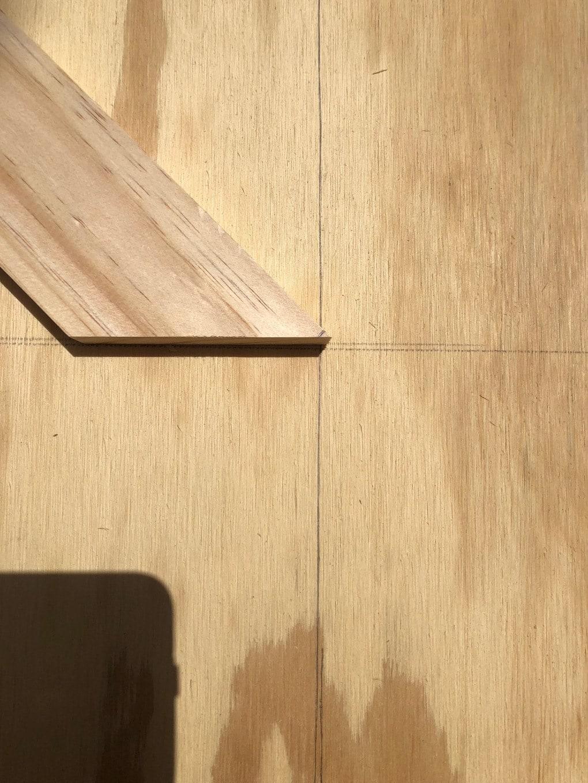 how to make DIY wood art work