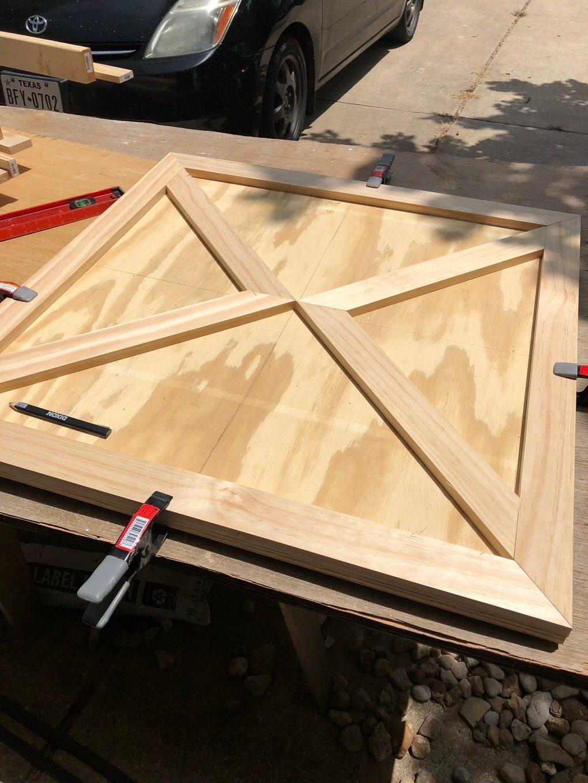 DIY wood art tutorial