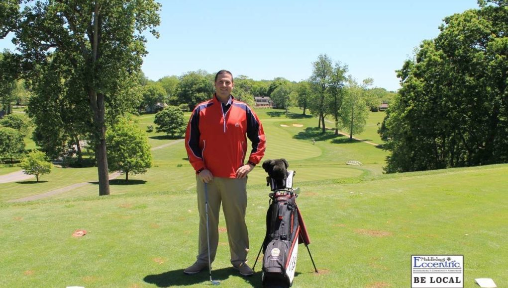 Jeff Pianelli, PGA Fauquier Springs Country Club Head Golf Pro