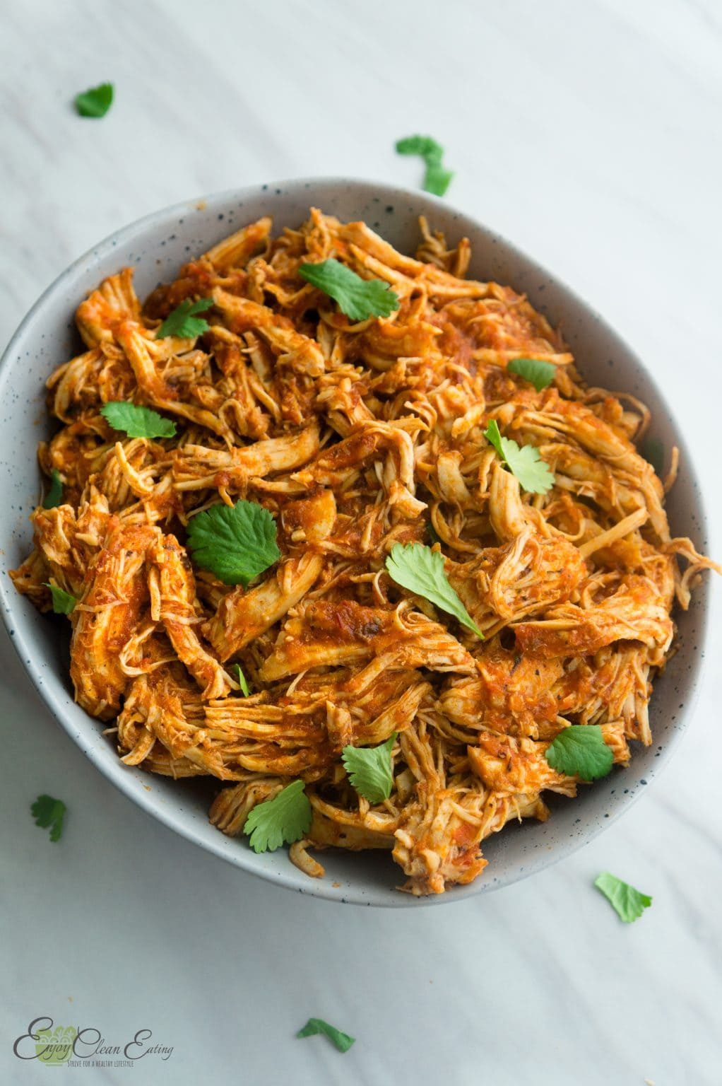chicken tinga instant pot