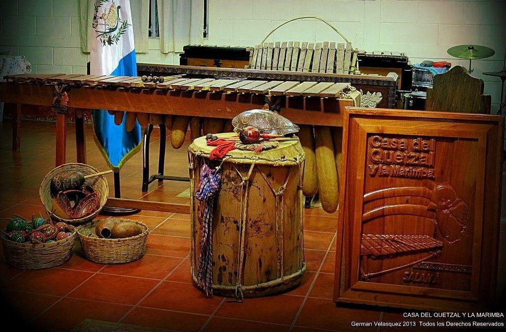 Museo del Quetzal y la Marimba en Salamá