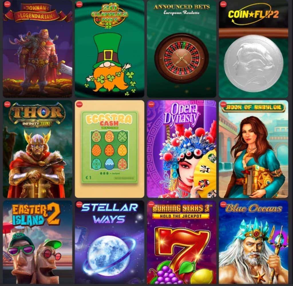 Giochi Fezbet Casino