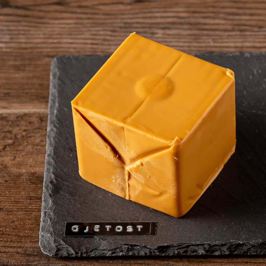 gjeitost cheese