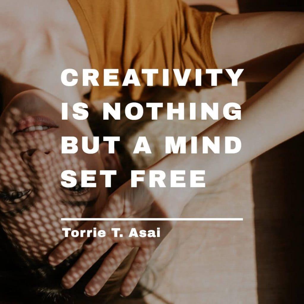 inspirational design creativity quote