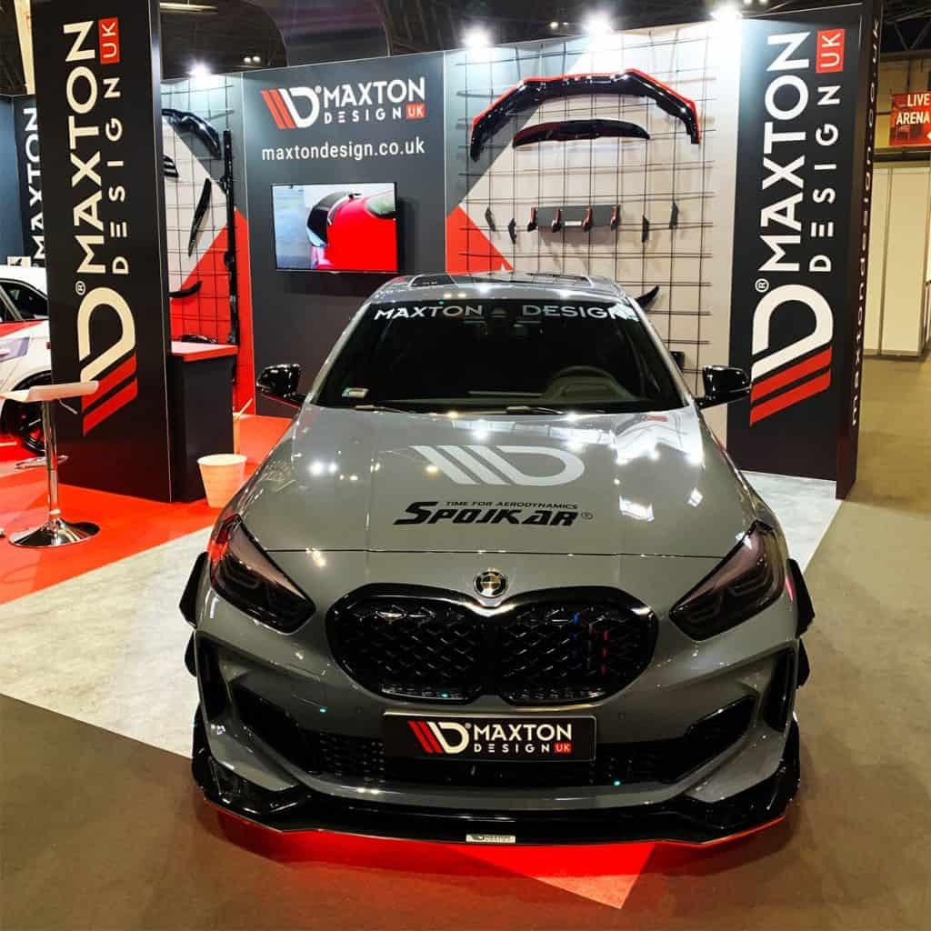 Maxton Design UK - Autosport International - NEC