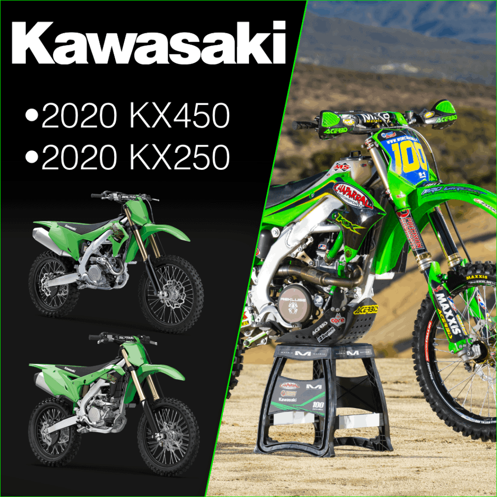 Kawasaki - square v4