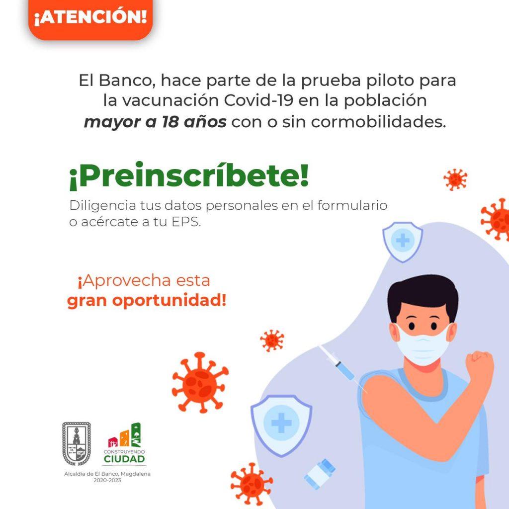 El Banco vacunará a la población entre 18 y 50 años con la dosis de Janssen - Noticias de Colombia