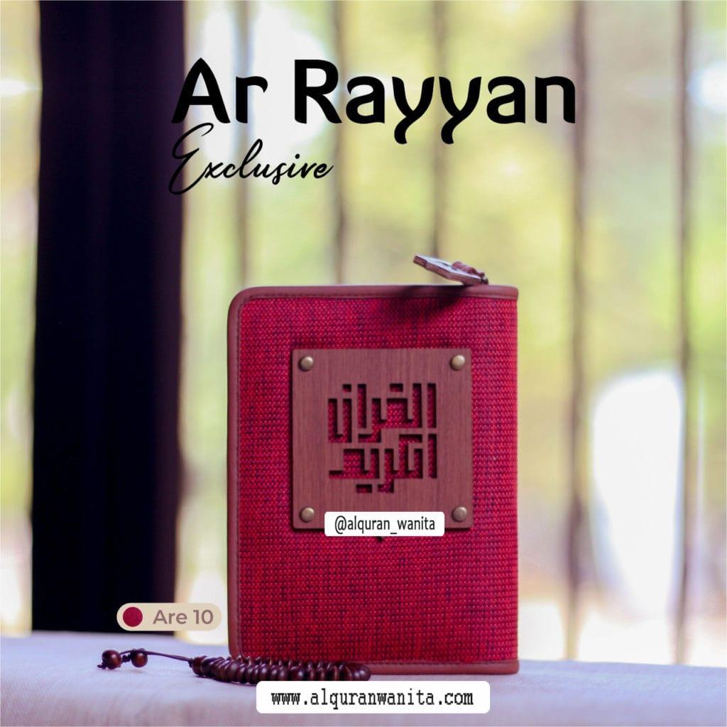 Quran Zipper Ukuran Kecil Terjemahan
