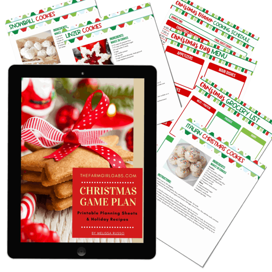 Free Printable Christmas Planner Holiday Planner