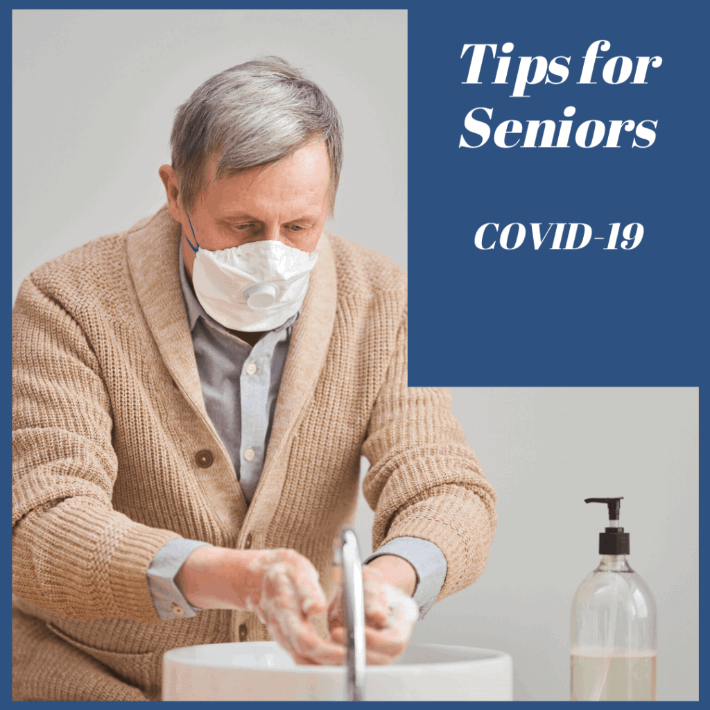 COVID-19 / Coronavirus Tips for Seniors