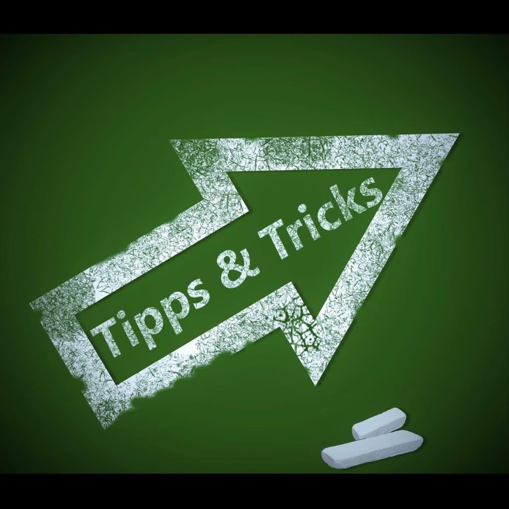 Tipps Tricks Verkaufsbild