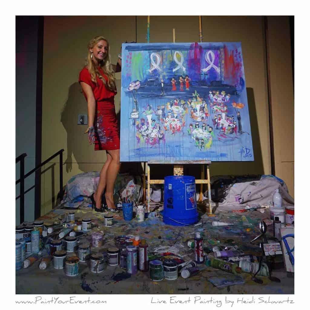 Heidi Schwartz Fundraising Ideas