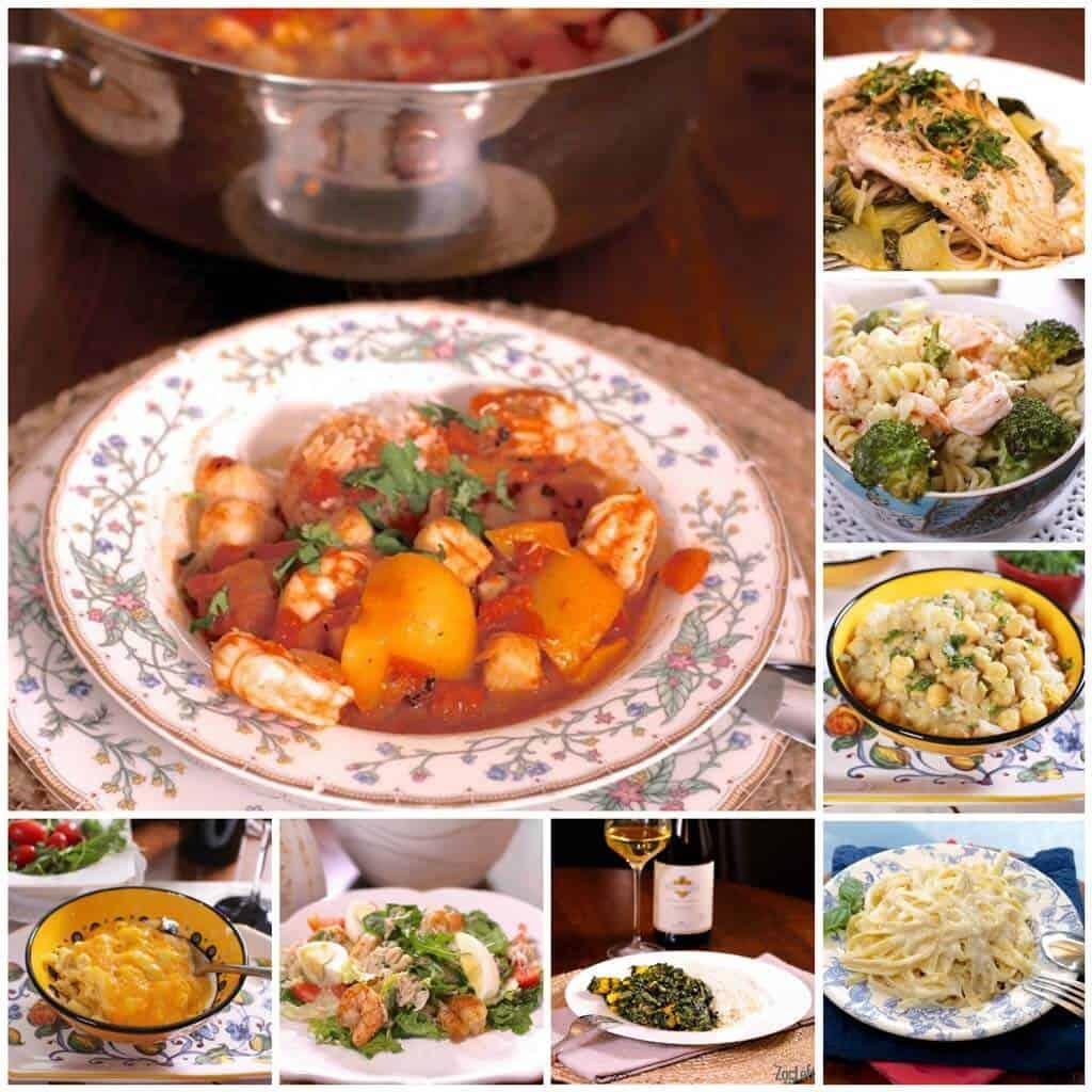 50+ Meatless Meals For Lent | www.zagleft.com