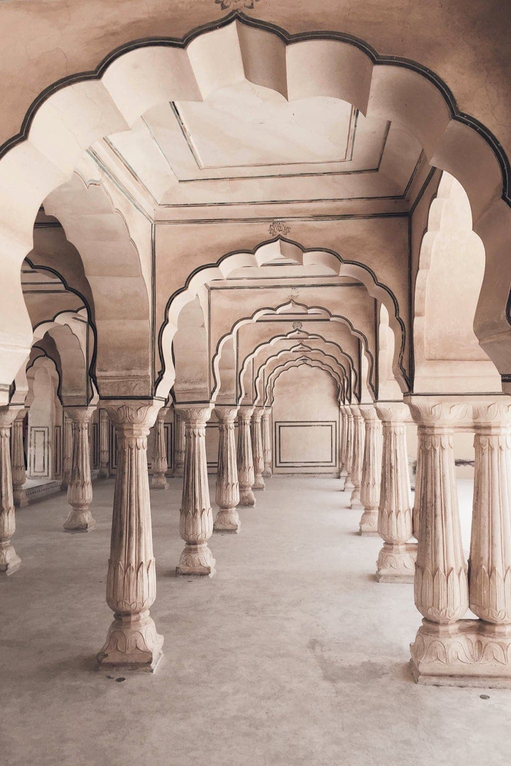 Amber Fort, the epitome of Rajasthani Charm
