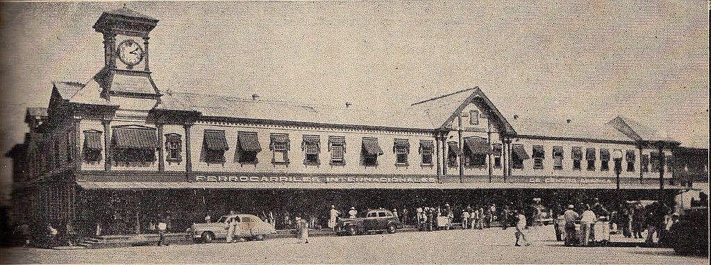 Estación Central del Ferrocarril de Ciudad de Guatemala