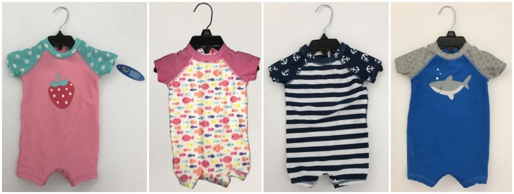 Meijer children's swimsuits China inspection Services