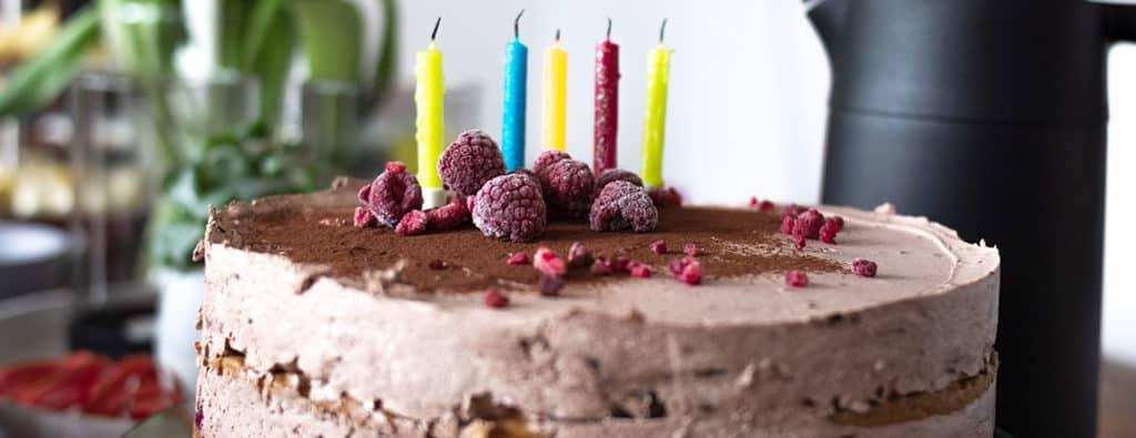 Auch lecker als Geburtstagstorte